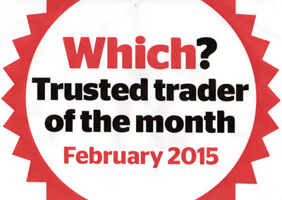 Clayton Construction - Which Trusted Trader of the month Feruary 2015